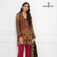 Asim Jofa Luxury Chiffon Collection 2019