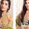 Hareem Farooq in Bridal Jora by Reema Ahsan
