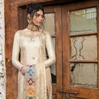 Luxury Pret Dresses 2019 by Natasha Kamal