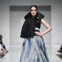 MAK O'KEEFEE Collection at FPW 2019 by Alkaram