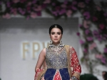 Huma Adnan Latest Fashion Collection at FPW 2019