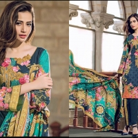 Latest Summer Lawn Collection 2019 by Firdous