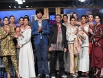 'Suaiya Titanic' Couture Collection by Fahad Hussain at PSFW 2019