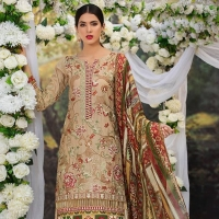 Motifz Embroidered Digital Printed Collection 2019