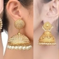 Different & Elegant Jhumka Trends Popular Among Girls