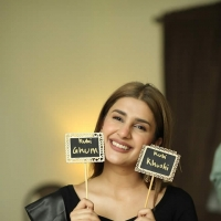 Kubra Khan Birthday Bash with Beautiful Pictures