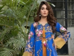 House of Ittehad Crystal Lawn Dress Collection 2019