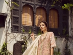Embroidered Lawn Collection 2019 by Maryam Hussain