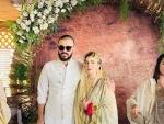 Hamza Ali Abbasi Gets Married with Naimal Khawar