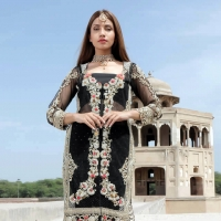 Fall 2019-20 Bridal and formal Collection by Kiran Faheem