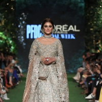 "Bridal Collection 'Gulabkaar"" by Nickie Nina at PLBW 19"