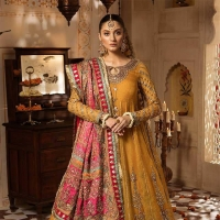 Maria. B Latest Winter & Bridal Collection 2019