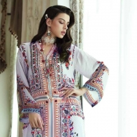 Gul Ahmed Launches Silk Collection 2019