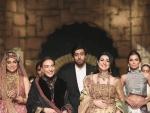 Nilofer Shahid Kashmir Collection 2019