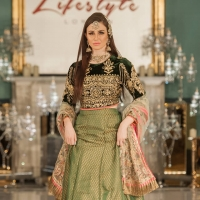 Sadia Noor's Festive'19 Collection at Lifestyle London