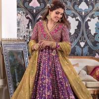 Farah Talib Aziz Latest bespoke Bridal Collection
