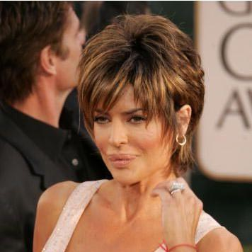 Lisa Rinna Celebrity Survived Post-partum Depression - Fashion Style ...