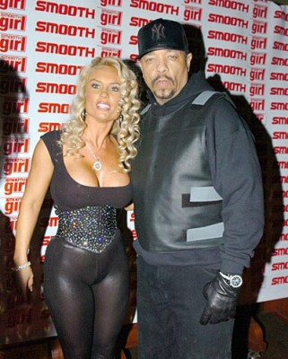 Coco and Ice-T hot style