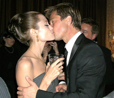 Brad Pitt Tells Broody Angelina Jolie: Our House Is Too Full ...