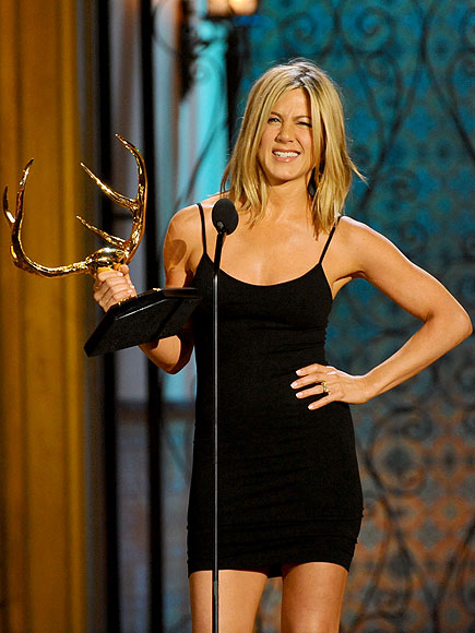 award win jennifer aniston picture