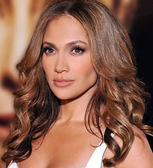 Jennifer Lopez Hair Style