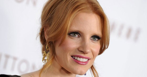 Jessica Chastain smile
