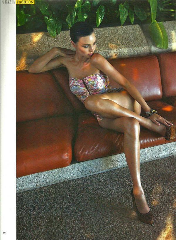 Miranda Kerr Grazia Hot Picture