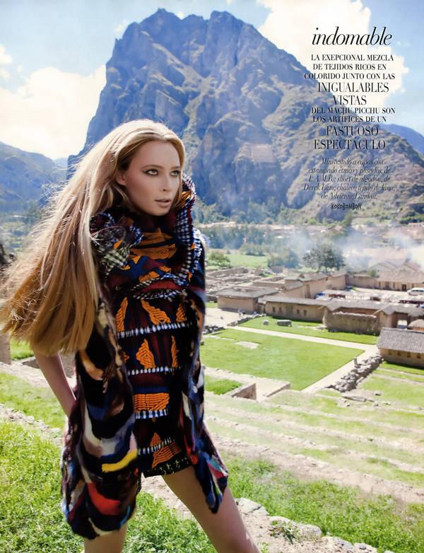 Tiiu Kuik Vogue Style Argentina