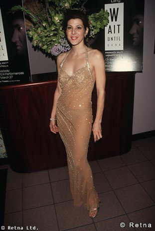Marisa tomei hot