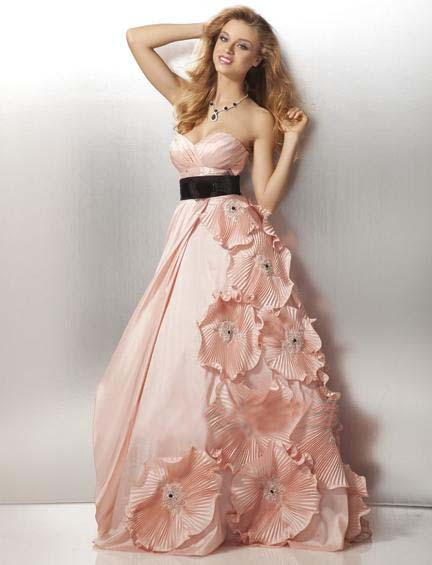 Beautiful Special occasion dresses 2012