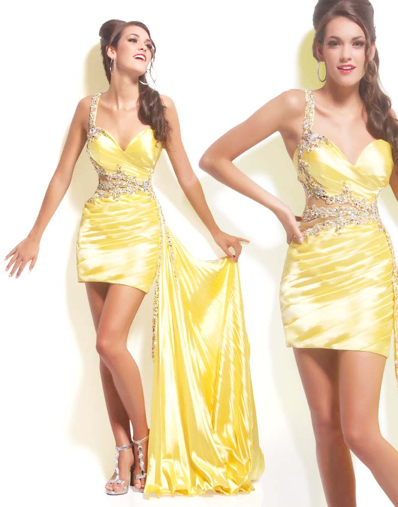 Short special occasion dresses 2012