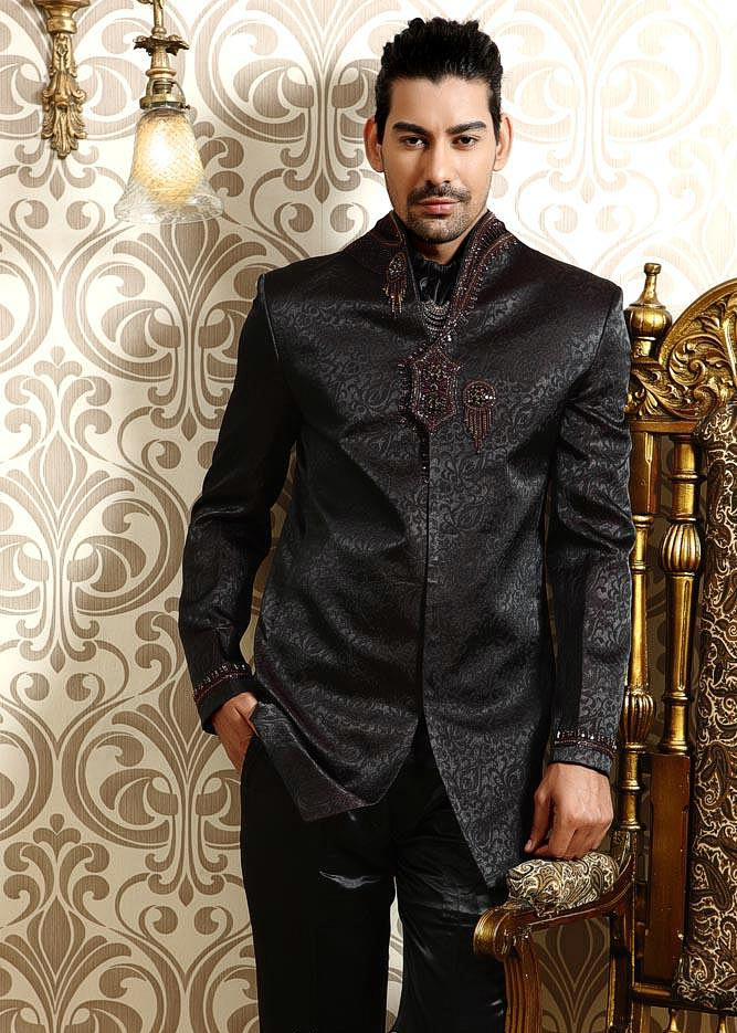 Black Party special occasion dresses for Men Styles