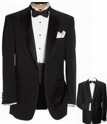 Men s Tuxedo Suit