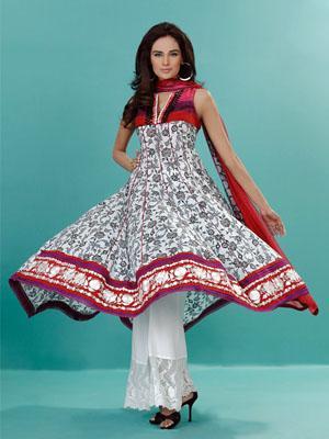 Anarkali kurti designs in USA