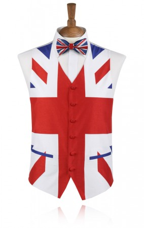 Union Jack Waistcoat