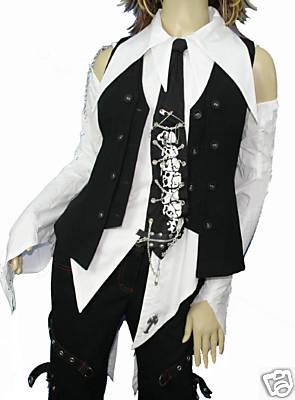 Black Waistcoat Design