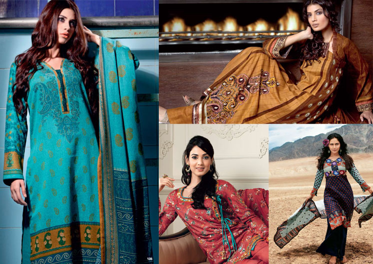 kurti designs in USA 2012