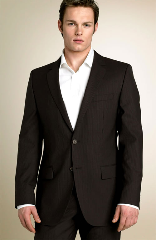 modern wedding suit for men