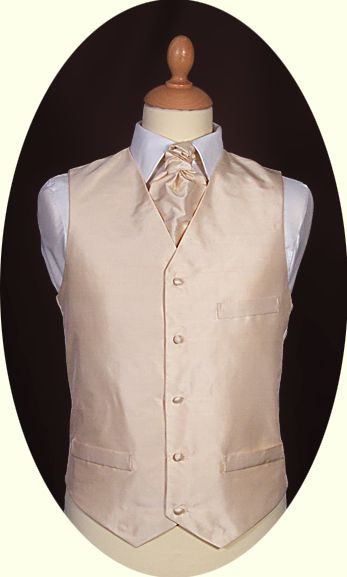 mr o cream waistcoat