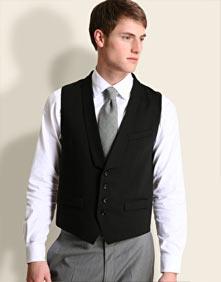 single waistcoat