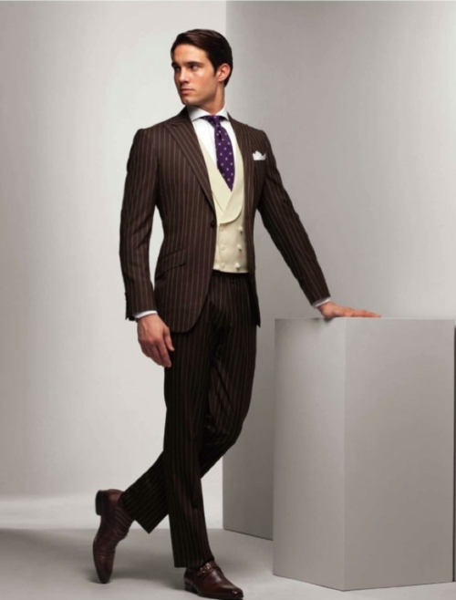 Over the recent years, numerous Pakistani designers have worked hard to improve men's fashion which has led to the introduction of extraordinary waistcoat designs, styles and cuts that give you a chance to outshine amongst the crowd spruced up in boring attires.