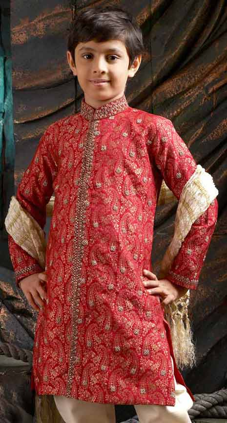 2012 Children sherwani Design