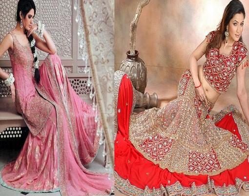 2012 Bridal Lehenga Styles