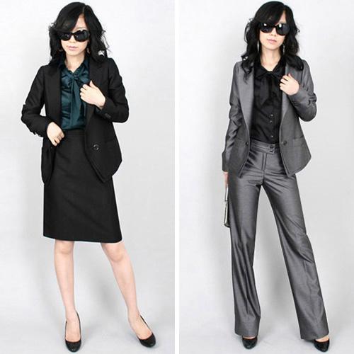 2012 Classical Women Suit