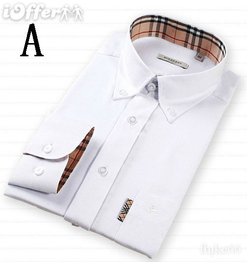 2012 new burberry style cotton t-shirt