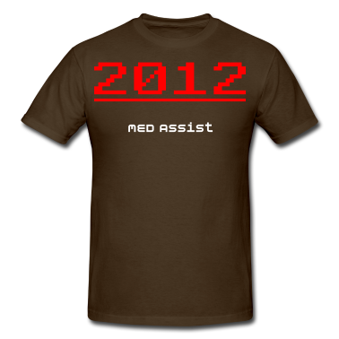 2012 red edition med assist shirt design