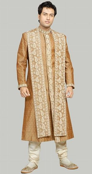 shopping masala: Indian Sherwani For Men - photo #17