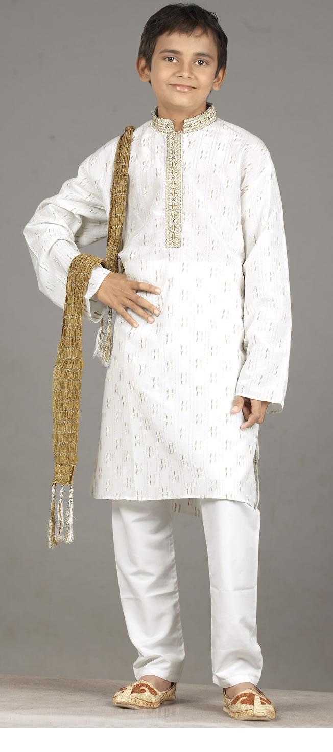 Boys' Shalwar Kameez Design
