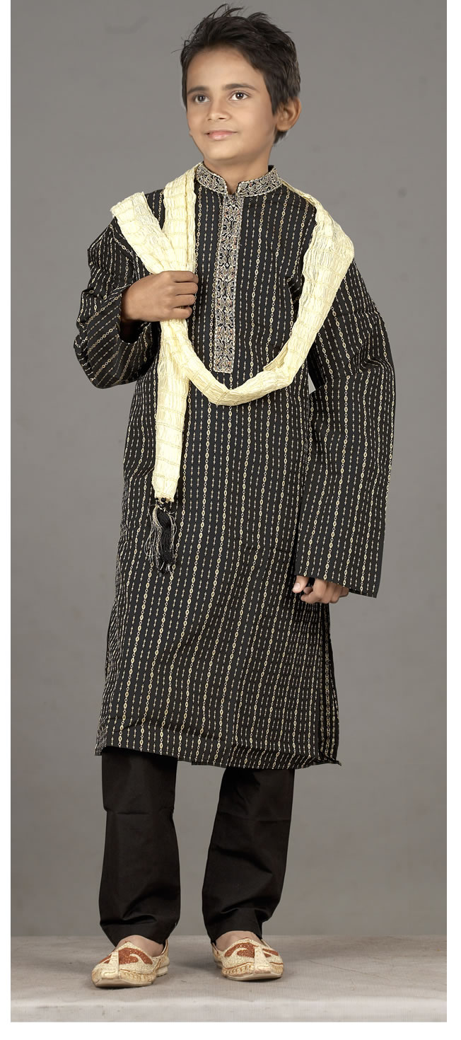 Boys' Shalwar Kameez  style