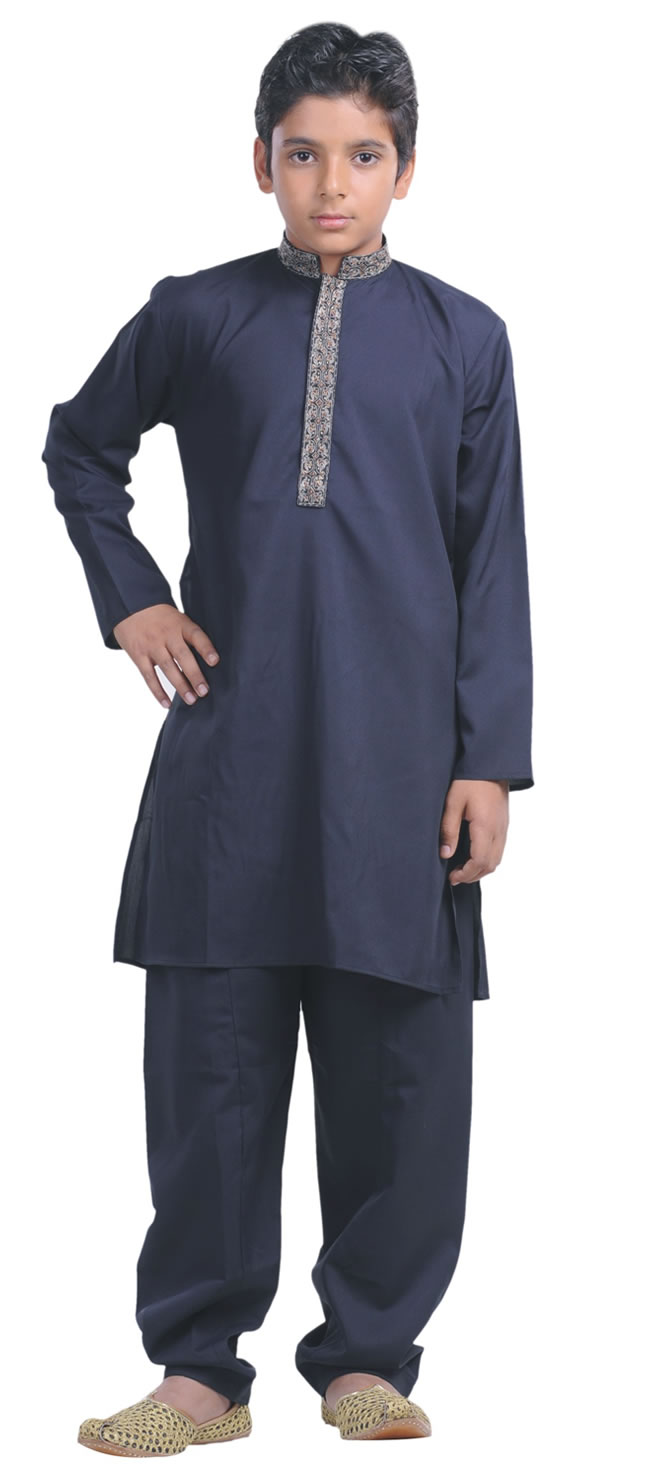 Latest Boys' Shalwar Kameez 2012